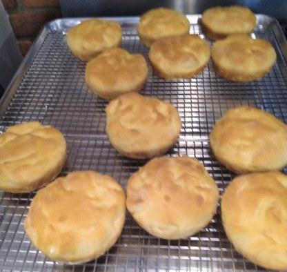 Gluten free breakfast rolls