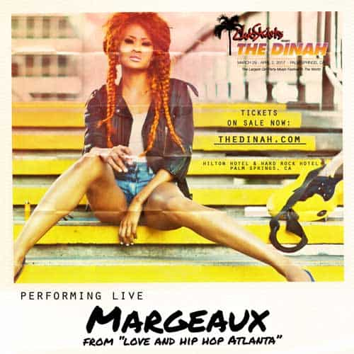 "VH1's ""Love & Hip Hop Atlanta"" Alum & Breakout Star Margeaux Simms Takes Over The Dinah"