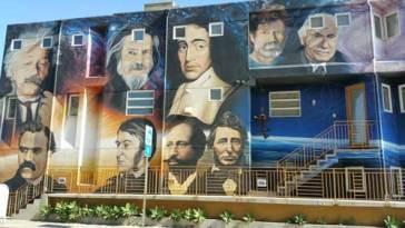 Grafitti Venice Beach