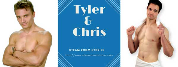 Meet Tyler and Chris from Steam Room Stories