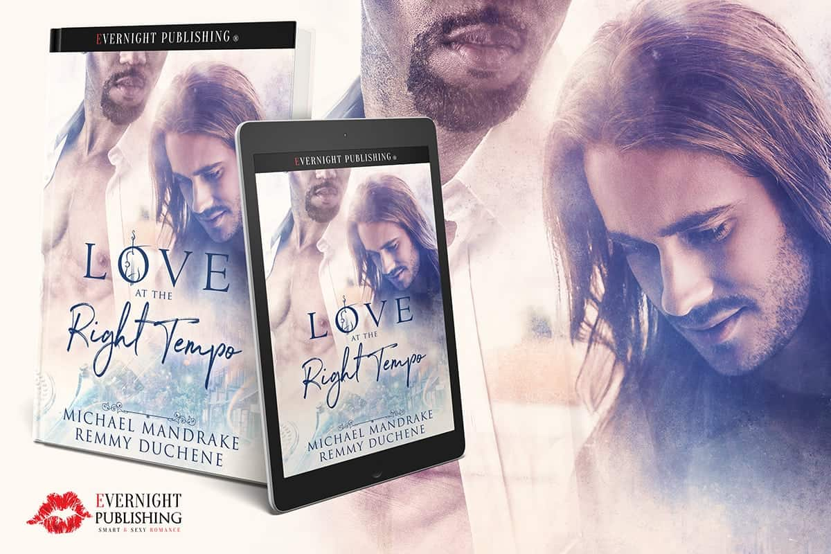 New Release – Love at the Right Tempo Remmy Duchene Michael Mandrake