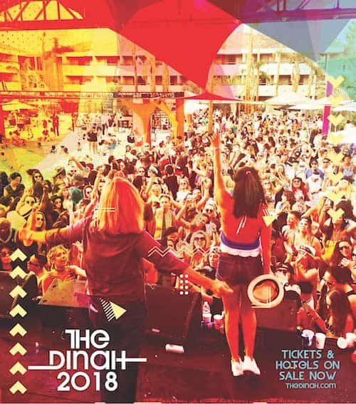 The Dinah Amps Up the Volume on Women Empowerment teaming up with Outfest, Tello & Revry