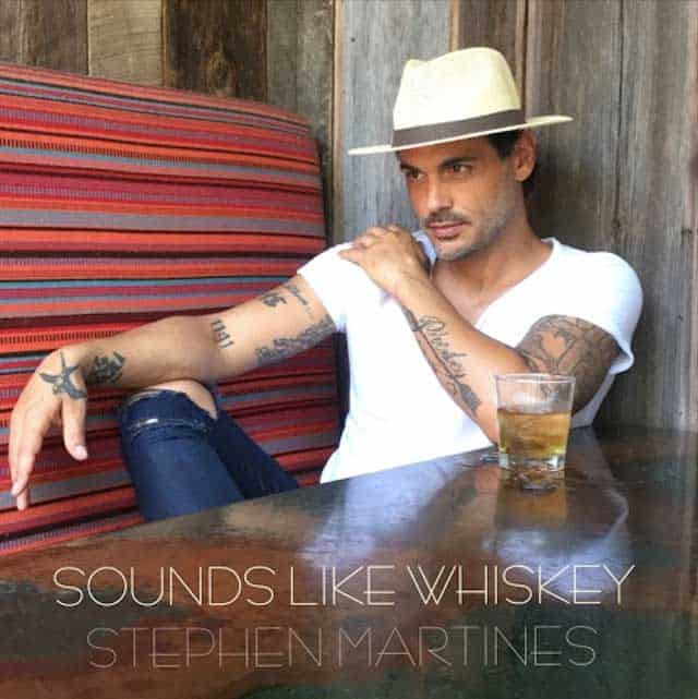 Stephen Martines Drops New Single Sounds Like Whiskey
