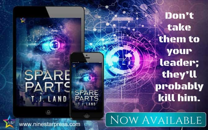 Spare Parts by T.J. Land
