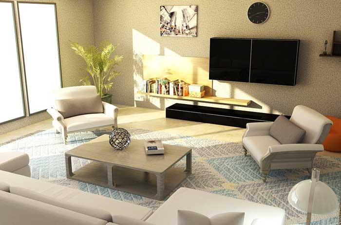 Tweaks to Make Your Apartment Chic