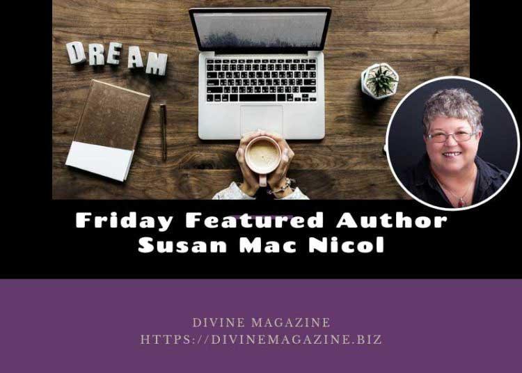 Friday Featured Author – Susan Mac Nicol