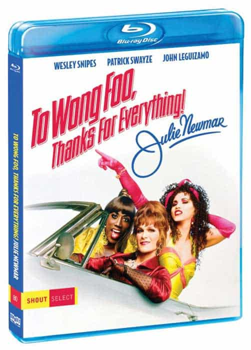 Shout! Factory celebrates Pride Month with four Blu-ray debuts: 'To Wong Foo…,' 'BOOM!,' 'Jeffrey' & 'Can't Stop the Music'