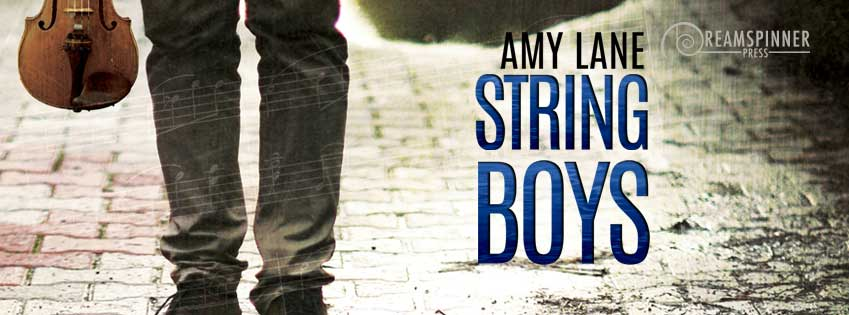 Release Day Promo: String Boys by Amy Lane