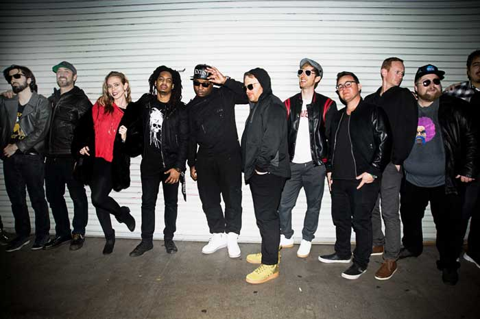 The Urban Renewal Project Releases New Single Red Eye