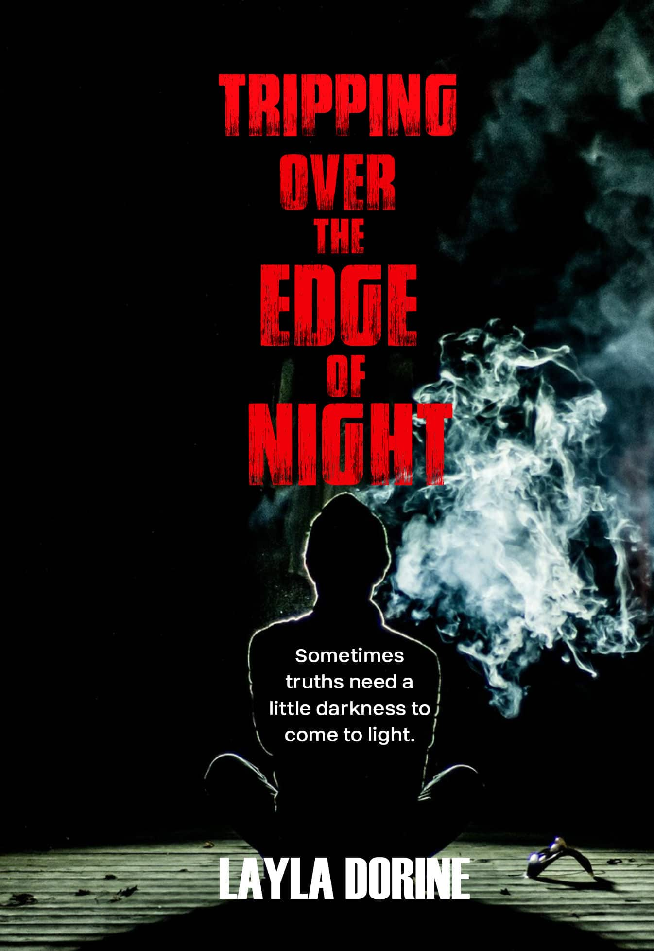 The edge of night and how far it extends
