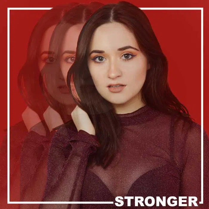"""Pop Newcomer Bryony packs a punch on """"Stronger"""