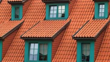 architecture roof windows 221525