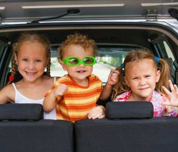 5 Tips on How to Travel by Car With a Child