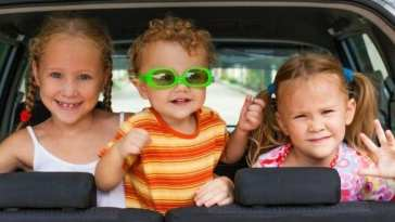 5 Tips on How to Travel by Car With a Child 1