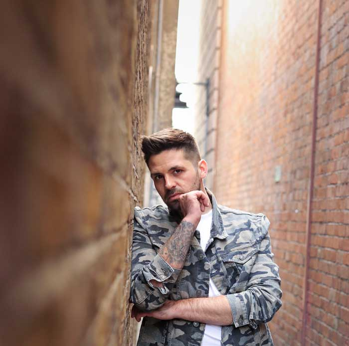 Ben Haenow releases charity single 'If You're Lonely' in aid of mental health
