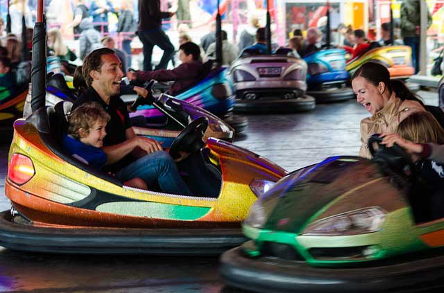 How to Keep Kids Safe During Parties with Fair Rides