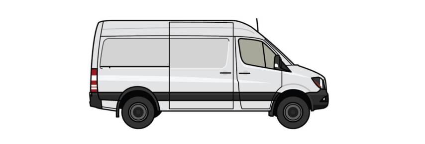 Ford Transit Vs  Sprinter | Divine On The road