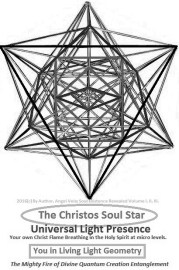The Crystal Fire Ray Bio Geometry Soul Star Pattern