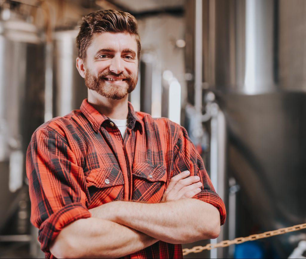 Head Brewer Robert