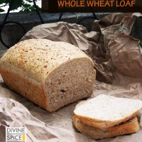 Bread Basics - Whole Wheat Bread