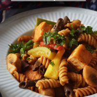 Thai Curry Pasta
