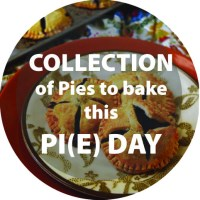Collection of Pies to bake this Pi(e) Day