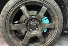 caliper spray blue audi. car spray painting sg. divinesplash.com car spray sg