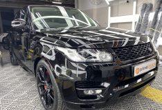 Range rover sport divine splash car spray singapore. divinesplash.com car spray sg. santorini black car spray ppg