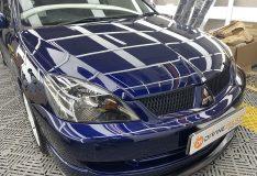 cs3 blue car spray painting divinesplash.com car spray singapor e lancer glx sg