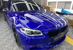 divinesplash.com car spray sg. divine splash spray paint m5 bmw blue sans marino b51