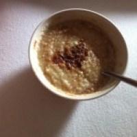 Quinoavlokken recept ontbijt