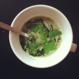 broccoli venkel soep