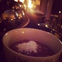 Silken Tofu Chocolade vla