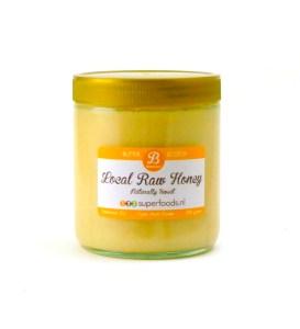 rauwe-honing