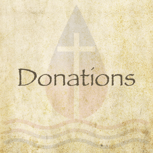 Divine Waters | Donations