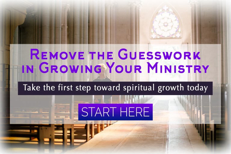 Take the Guesswork Out of Growing Your Ministry