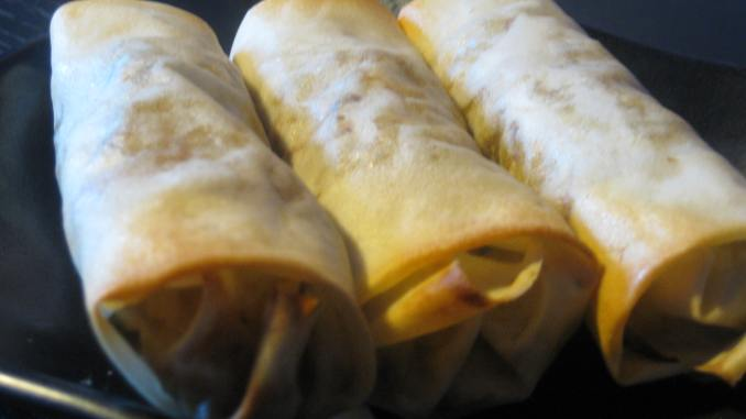 Sri Spring Roll Recipe