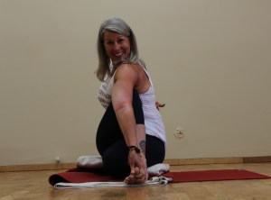 Amy Brown Iyengar Yoga Teacher CIYT