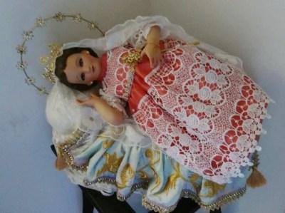 Inmaculada Niña Carapa MIch.