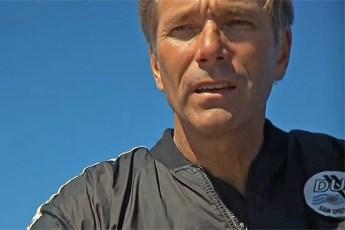 Mike Fletcher. Video still © Dive Detectives (Fair Use)