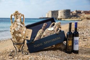 Premium wine Plavac Edivo. Photo © Edivo Winery