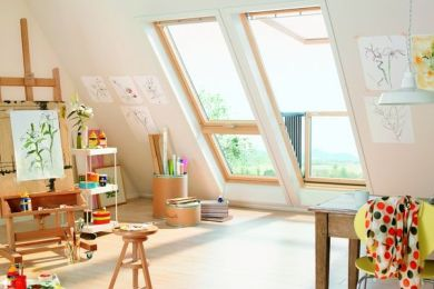 The Room Beneath My Roof: 6 Useful Rooms You Can Create Out of Your Attic! 3