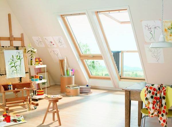 The Room Beneath My Roof: 6 Useful Rooms You Can Create Out of Your Attic! 1