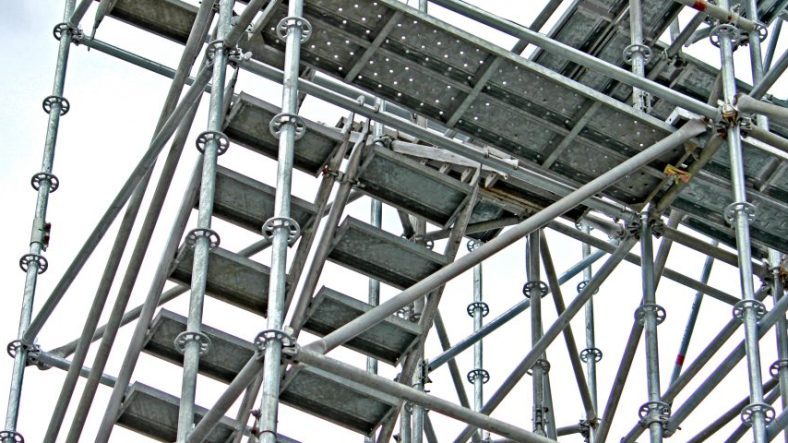 Why Scaffolding is Important During Construction 2