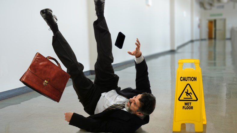 The Most Common Injuries From Slip and Fall Accidents 1