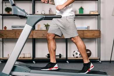 Treadmill to lose weight
