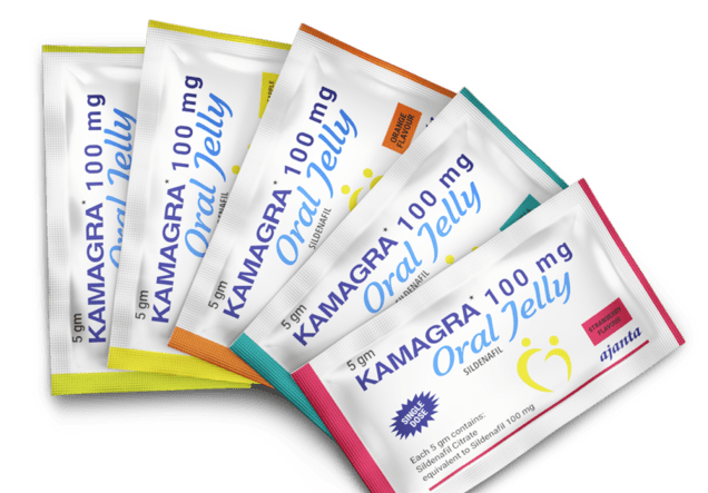 Benefits of Kamagra Oral Jelly