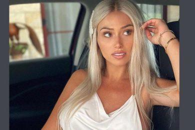 Fashion Model Georgina Gentle Offers 4 Tips to Help Aspiring Models Excel