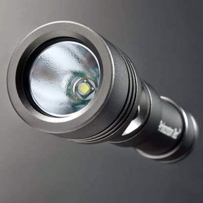 Lanternă Princeton Genesis Silver