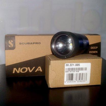 Cap lanternă Scubapro Novalight, cu led